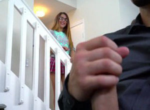 Brazzers - Wild teenage Sally Sploog..