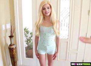 BrokenTeens - Youthful Nanny Takes..