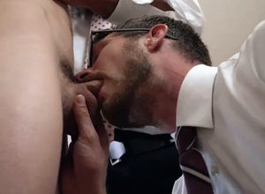 MormonBoyz-Daddies Take Turns with..