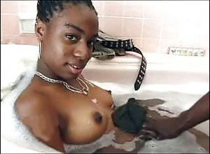 Youthfull african nubile takes..