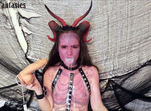 Youthfull succubus gets oral internal..