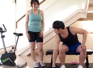 Chinese Gym Tart Has Thick breast And..