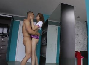Nacho Vidal screws an 18-year-old..