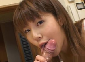 Arika Takarano Japanese female gives a..