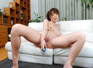 Marika plays with her vagina on the..